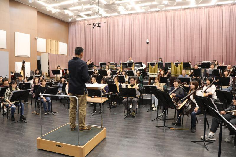 《戲采》戲曲音樂會展現臺灣國樂團多元的音樂動能。