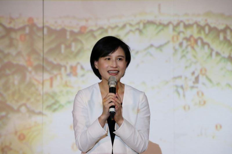 文化部長鄭麗君出席全國文化資產會議暨分區論壇記者會