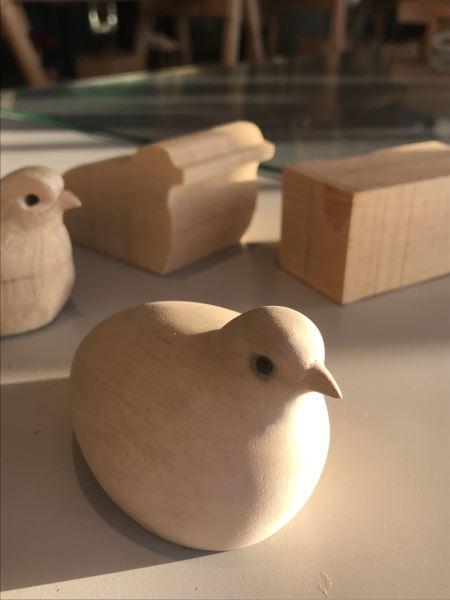 鳥雕課程-入門班--深山竹雞