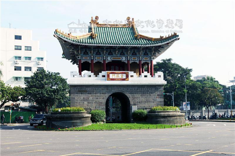 Les anciennes Portes de la ville de Taipei 10