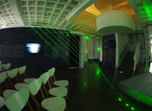 Projecting Beyond Media-Contemporary Light Art Exhibition