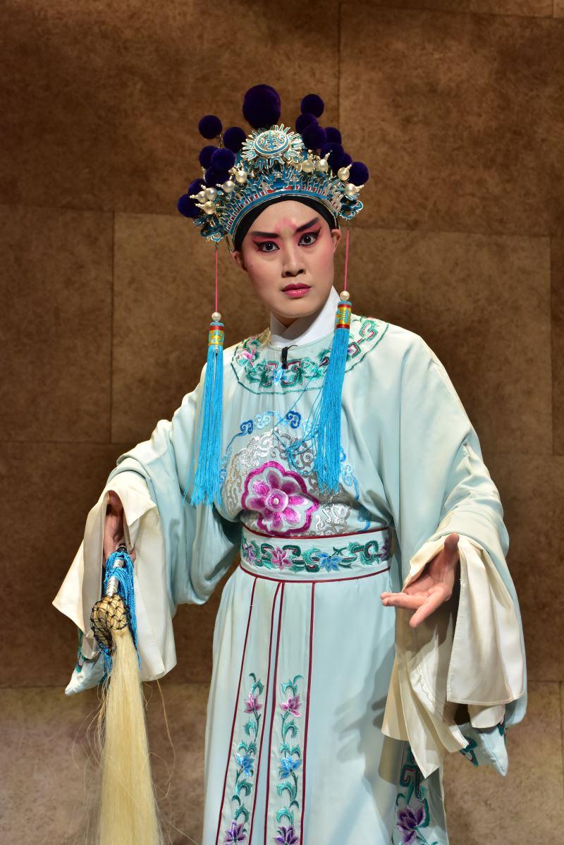 臺灣豫劇團俊俏王子劉建華飾陳琳1