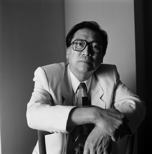 Composer Tyzen Hsiao.