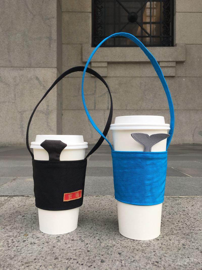抹香鯨-飲料杯提袋組合