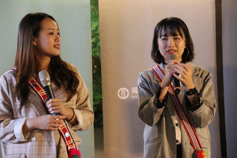 壽豐文物館策展人分享自己如何從參與策畫七腳川戰役110周年特展找回自己的文化脈絡