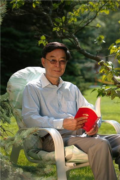Photo of Fei Ma (William Marr) (Source: William Marr)