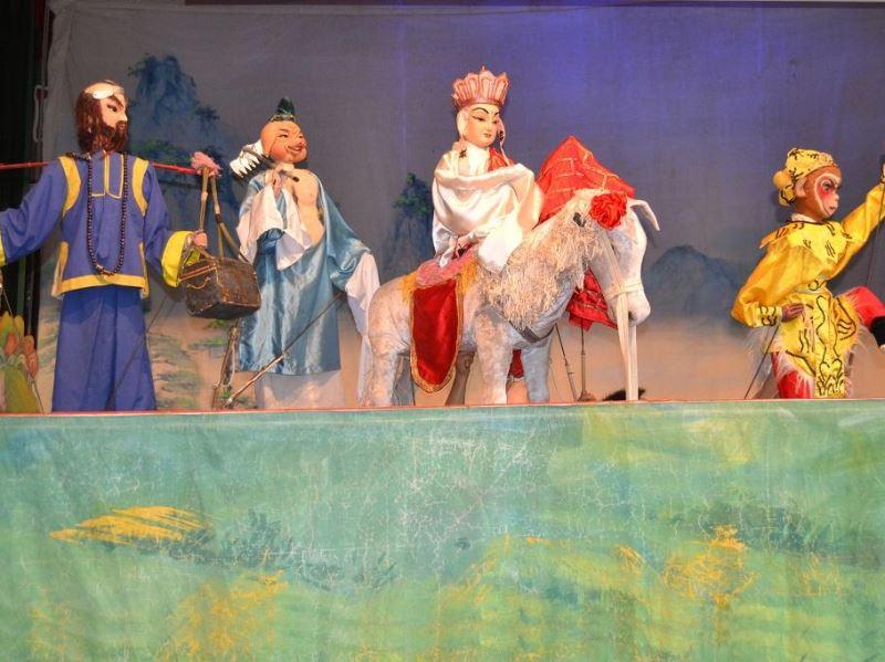 高州市木偶戲傳習所《高州木偶劇單人秀》2