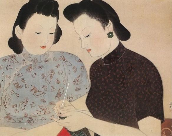 1940 – Weaving / 編織