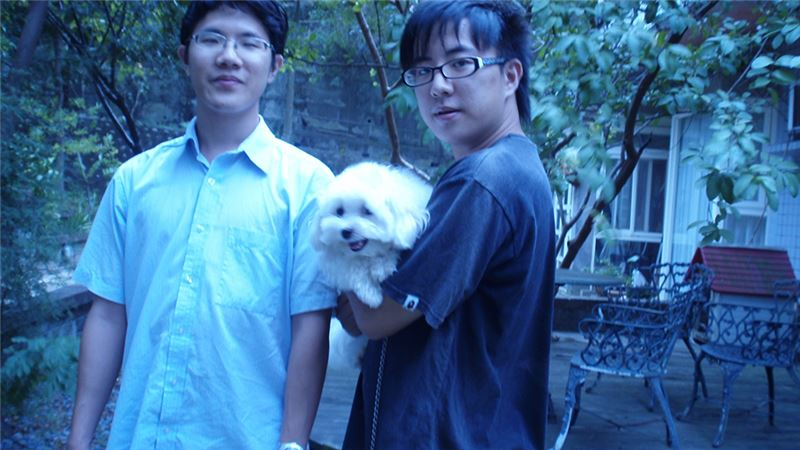 Wu organizes a reunion for them,