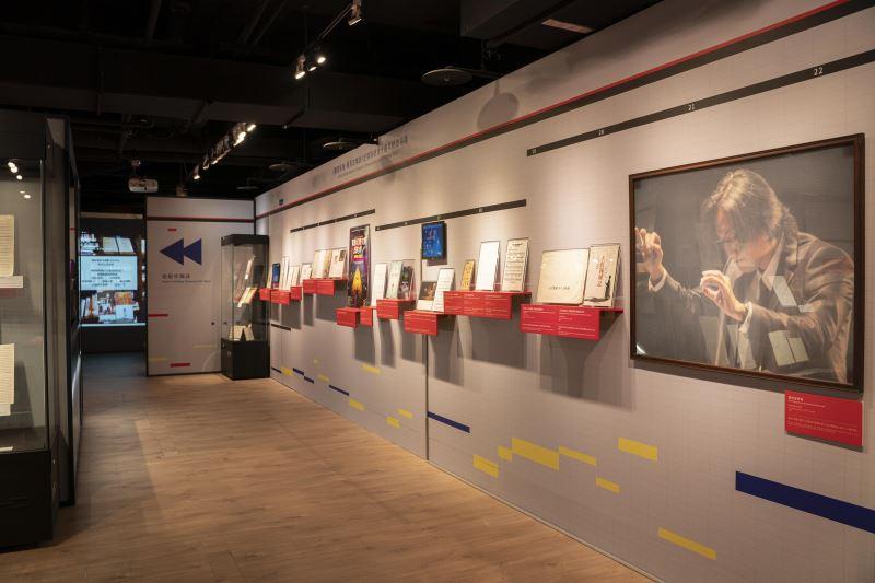 《聽見影像.看見史擷詠》史擷詠逝世十週年紀念特展展場一角