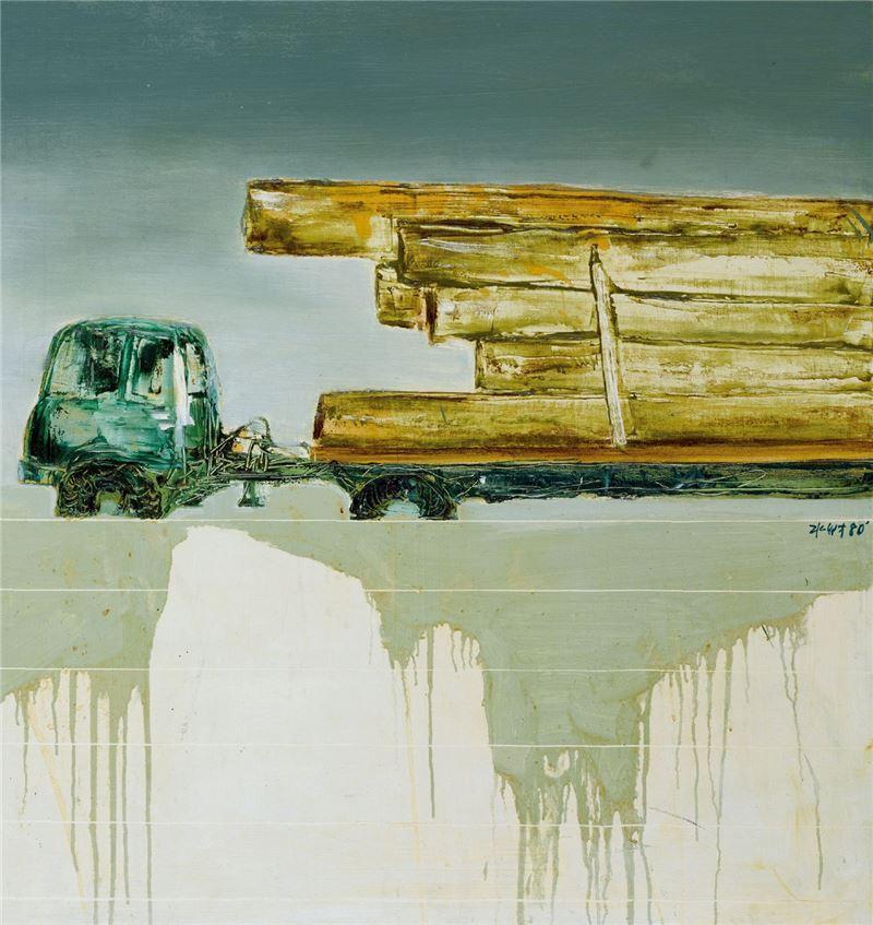 CHEN Shui-tsai〈Truck III〉Detail