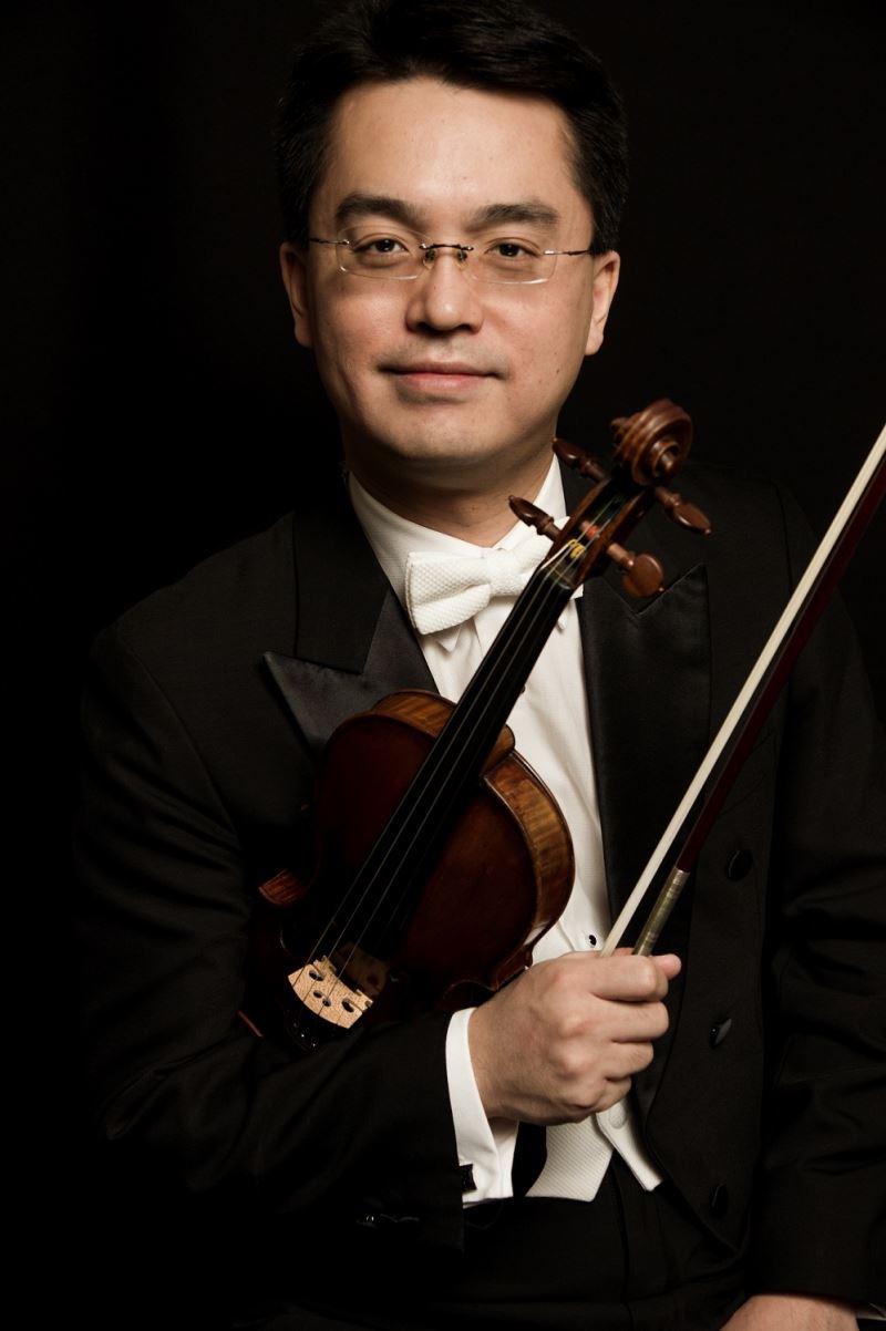 講座系列音樂會由國臺交樂團首席張睿洲等國臺交音樂家現場演出室內樂作品