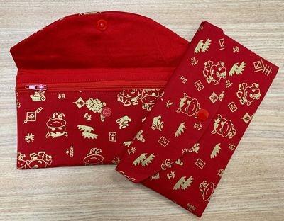 紅包袋DIY