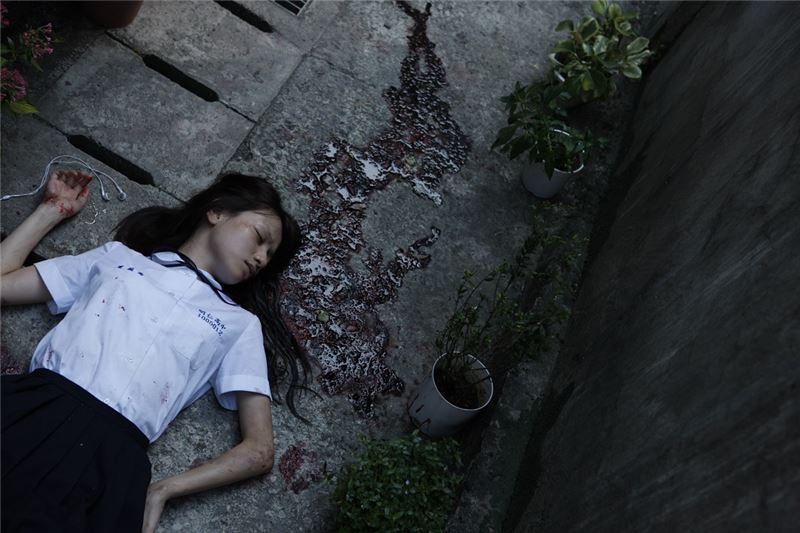 who searches for the cause of a girl's death adding depth to the actions of the characters.