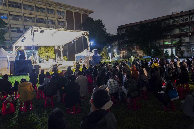 1091128-2020人權藝術生活節#台大水源校區_寂靜的迴響2