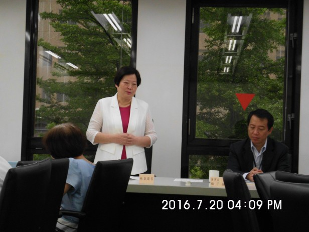第12屆第1次董監事聯席會議系列照片共4張