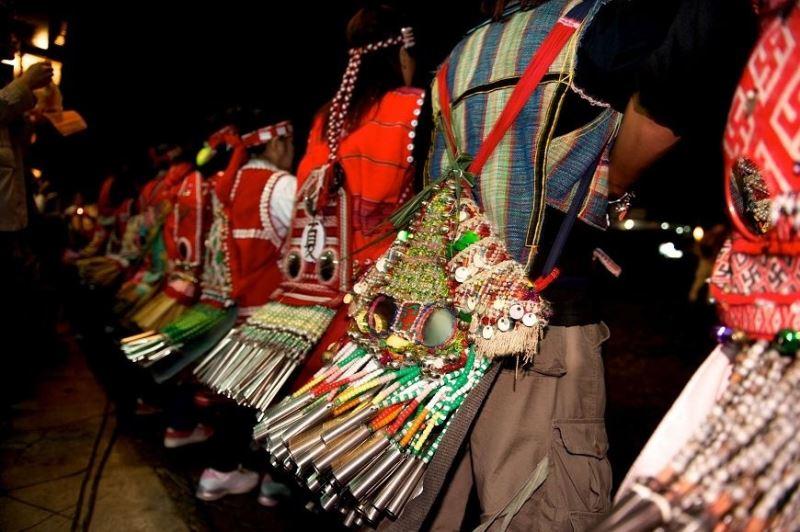The paSta'ay festival of the Saisiyat aboriginal tribe/ 賽夏族矮靈祭