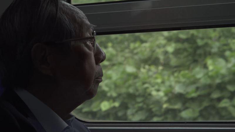 《人權路上》影片截圖01主角之一蔡焜霖前輩