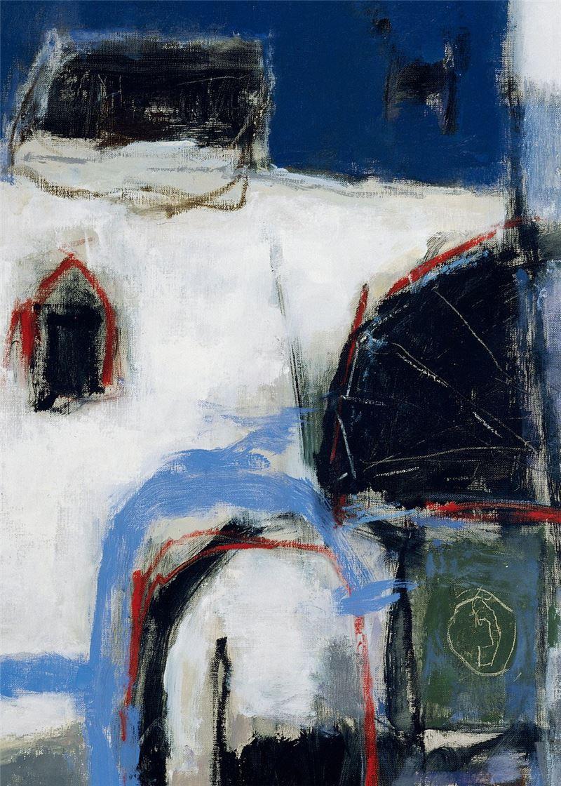 Chen Yin-huei〈Calling Home〉Detail