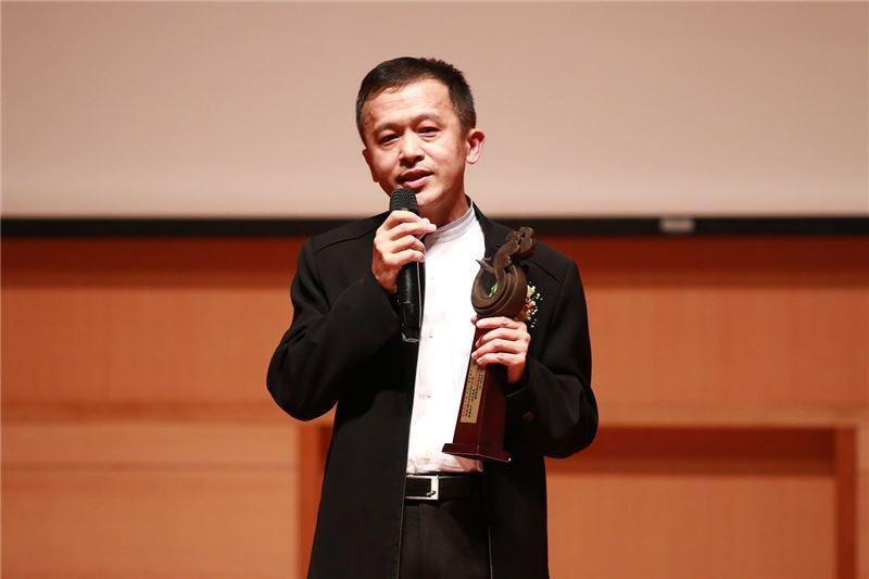 創作類客語短篇小說金典獎得主葉國居