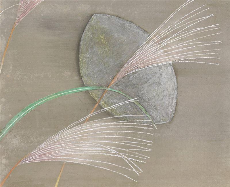 LU Tieh-chou〈Moon〉Detail
