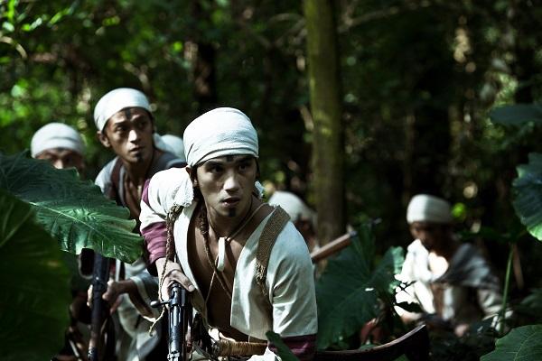 突如其來的猛烈攻擊,讓日本政府震怒,派遣數千名軍警聯合前往霧社討伐,