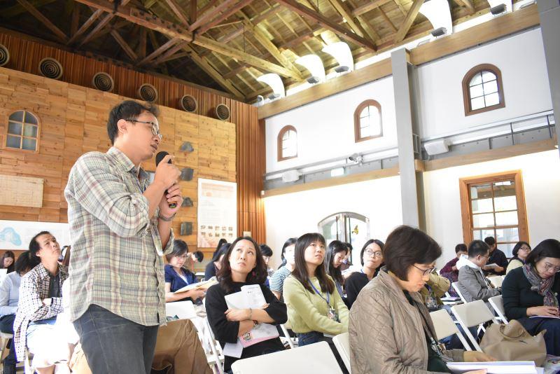 「108年補助辦理文化論壇成果發表會」,13組團隊齊聚交流。