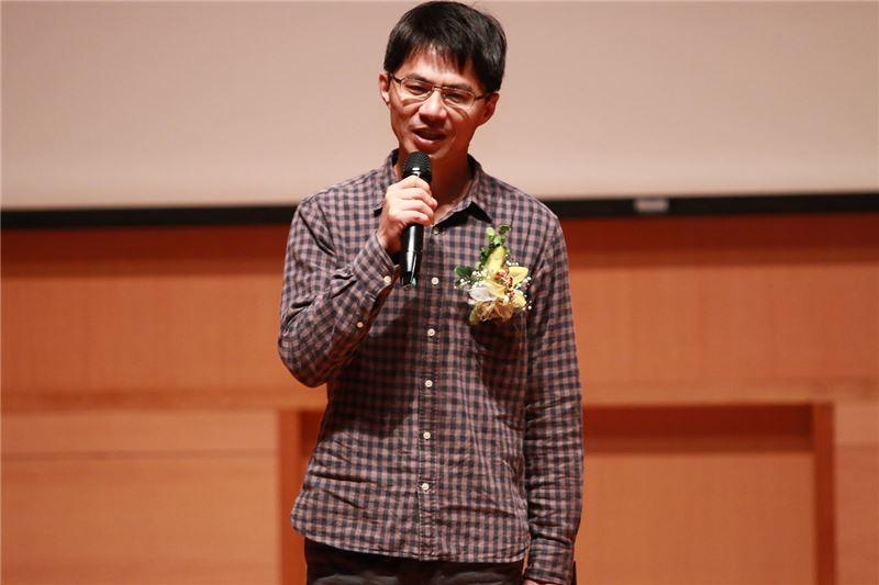 圖書類長篇小說金典獎得主甘耀明