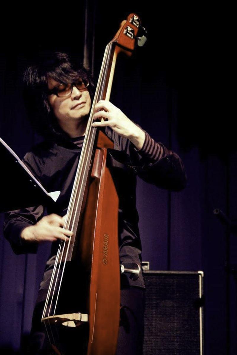 圖1-2:爵士金三角黃瑞豐(爵士鼓)、金木義則(貝斯)、許郁瑛(鋼琴),將帶來由臺灣歌謠改編的爵士樂。