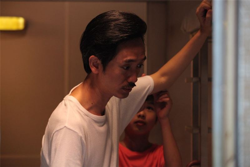 後來,仁浦才知曉原來母親始終不願意跟著回來的原因,