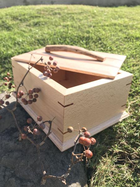 不插電木工--寶盒製作