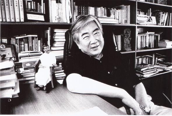 Photo of Chen Yingzhen (Soruce: Chen Wenfa)