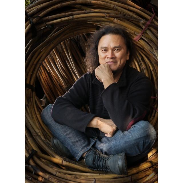 Taiwan artist Wang Wen-chih.