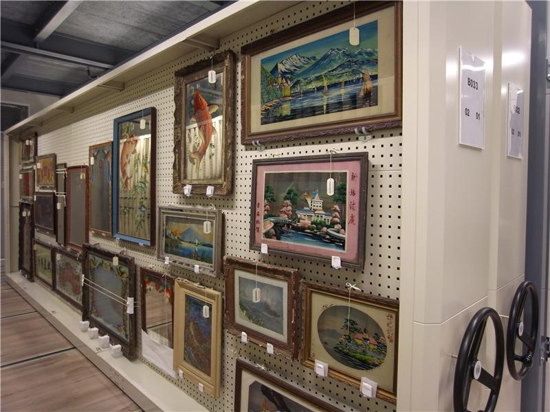 玻璃畫典藏保存方式