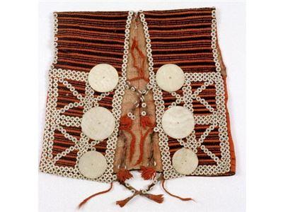 タイヤル族男子の凱旋衣