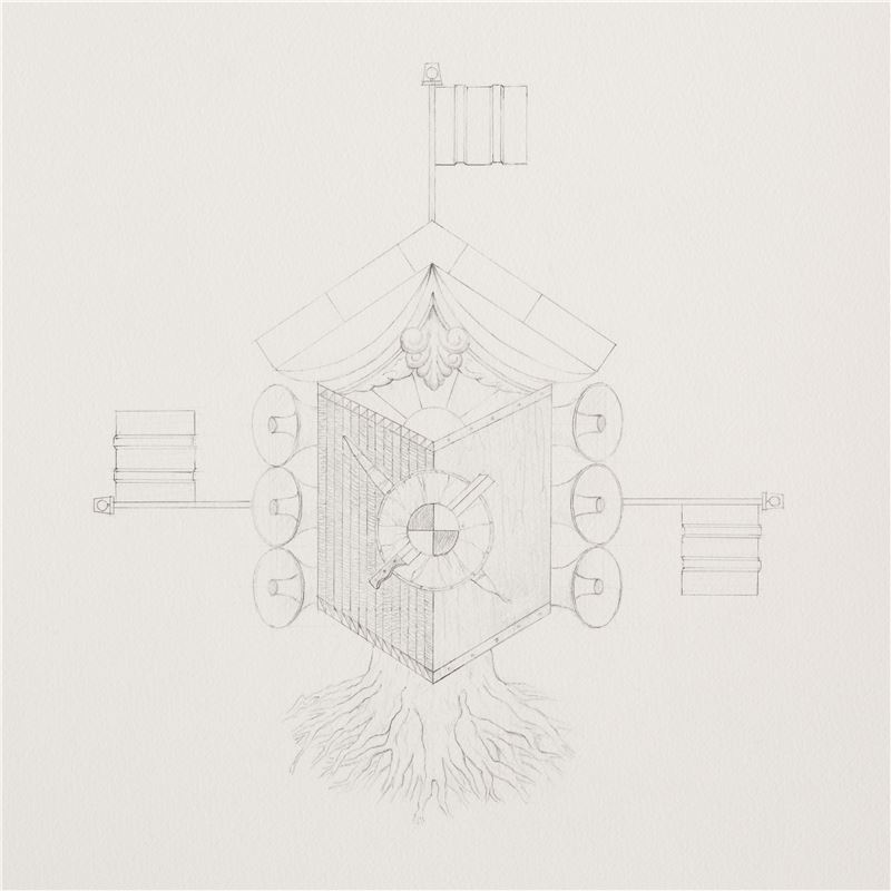 JAO Chia-En〈30 Proposals of coat of Arms〉Partial view of installation