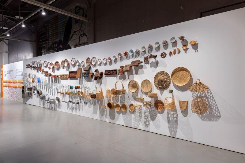 「工藝地質層」再探自然材質工藝品