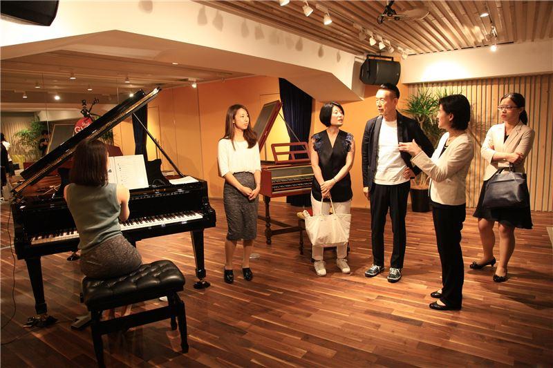寺田倉庫近年發展相關藝術活動,以發掘藝文新秀