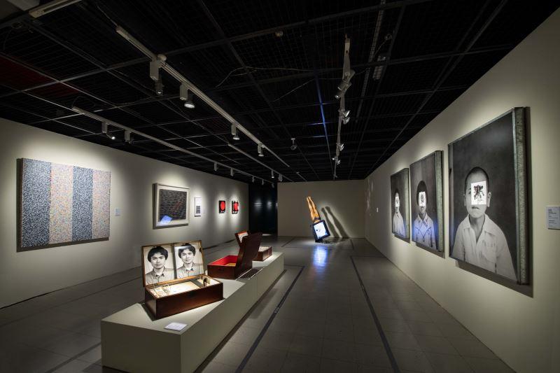 「國美典藏精選展」即日展出,回顧臺灣美術史上的經典作品 (1)