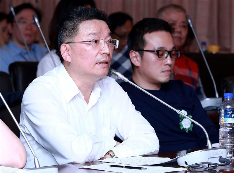台北市電影戲劇商業同業公會理事長張中周