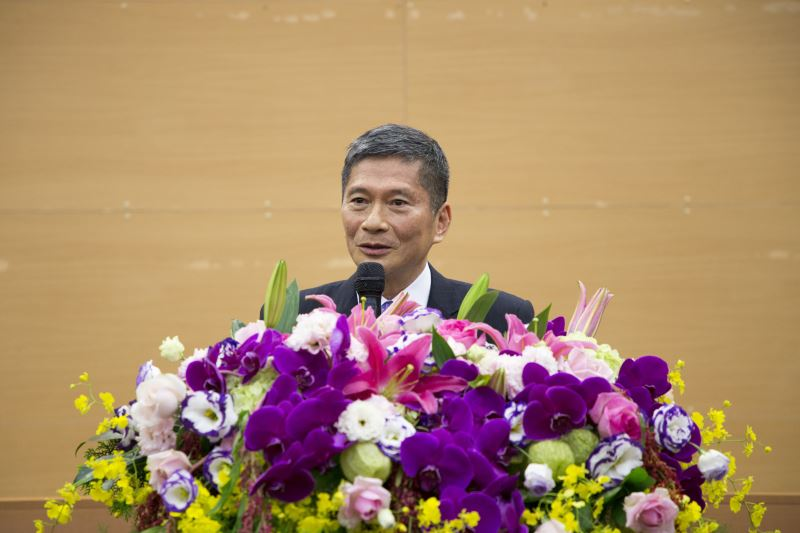 Minister Lee Yung-te.