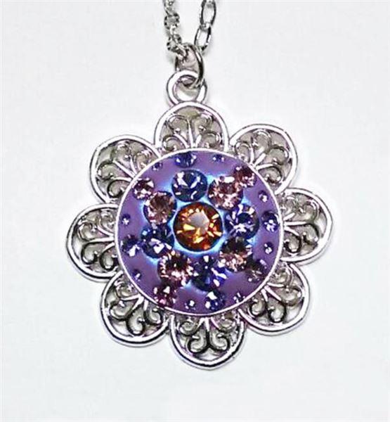 紫韻-晶漾項鍊