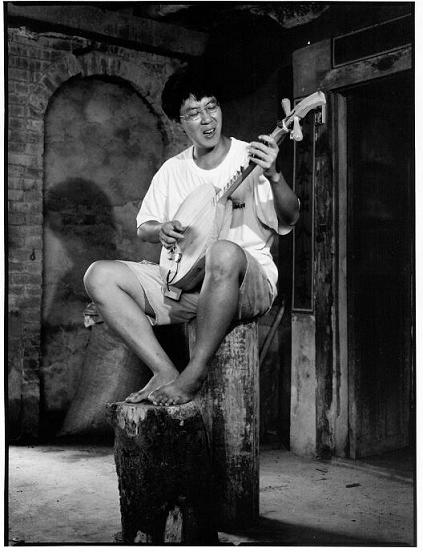 Photo of Lin Shengxiang (Source: Trees Music and Art)