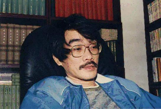Photo of Guo Zheng   (Kuo Cheng) (Source: Wenhsun Magazine Press)