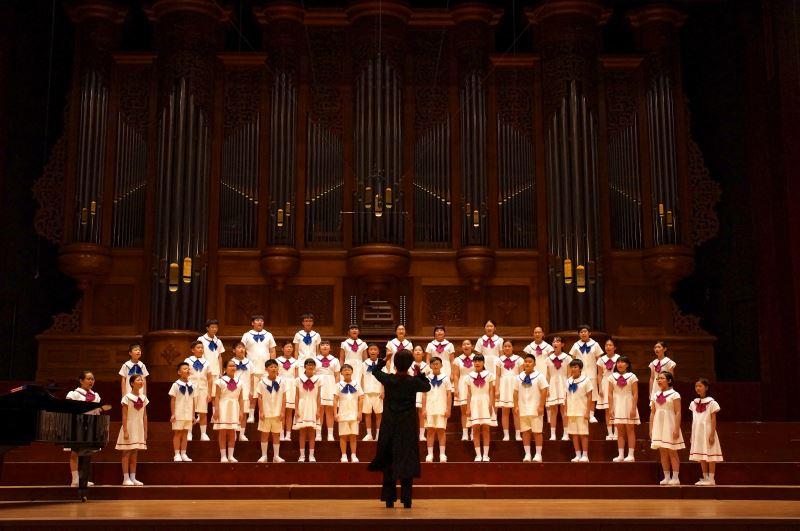 華新兒童合唱團