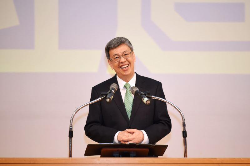 陳建仁副總統親臨與會,特別感謝來自全國各地社造的推動夥伴長時間的耕耘。