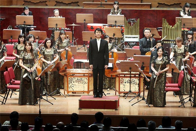 Performance of Caprices,Conductor: Liu Jiang-bin