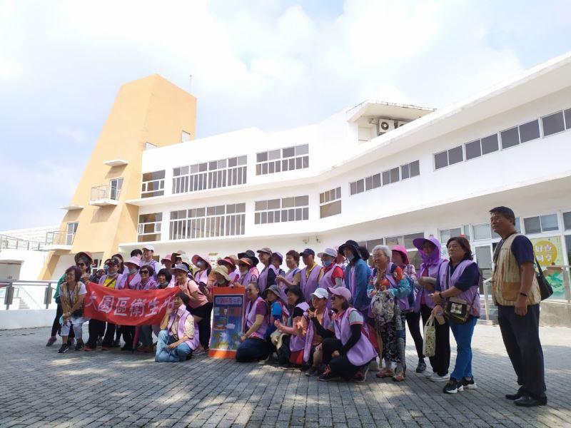 團體參訪導覽
