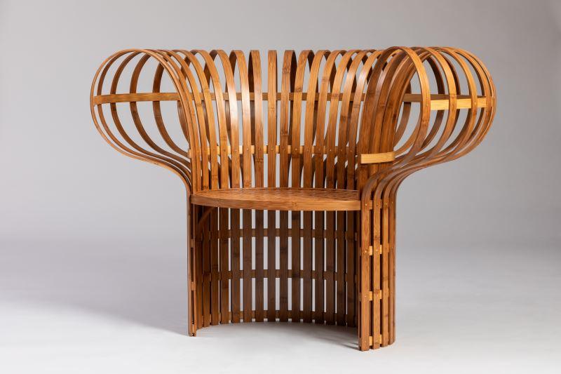 Bamboo Chair 竹椅