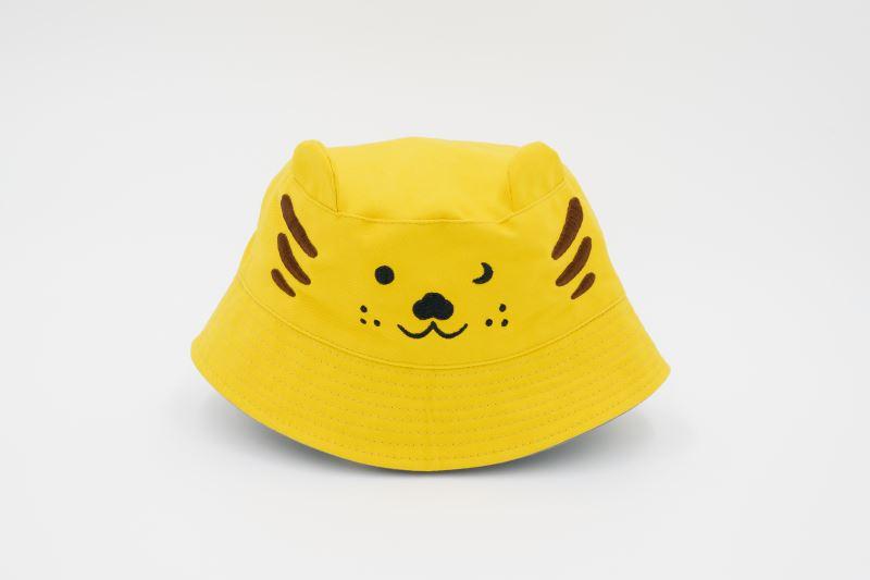 黃虎帽(正面)